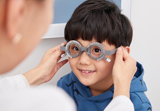 小児眼科・斜視 弱視