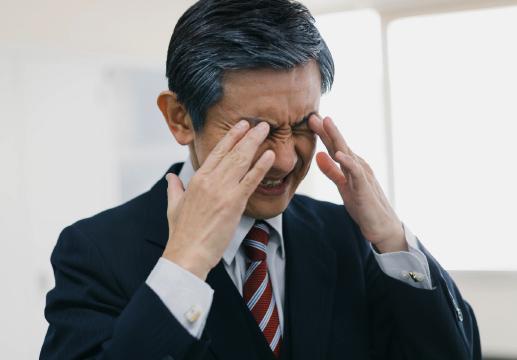 高血圧・動脈硬化性眼底(網膜静脈閉塞症)